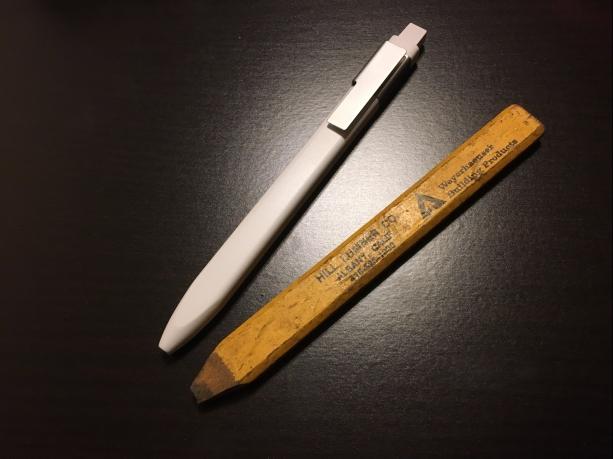 Moleskine Click Ball Pen and Pencil
