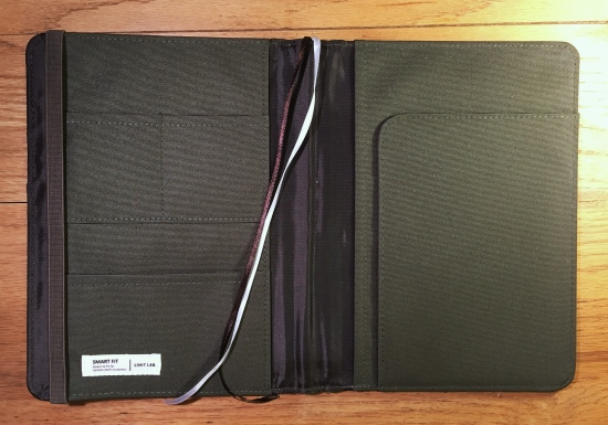 Lihit Lab Smart Fit Cover A5 Notebook Empty