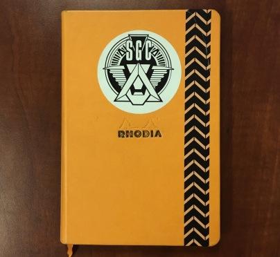 Rhodia Webnotebook Cover