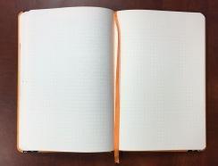 Rhodia Webnotebook Spread