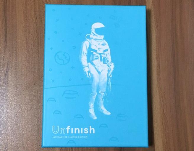 Baron Fig Confidant - Unfinish - Box
