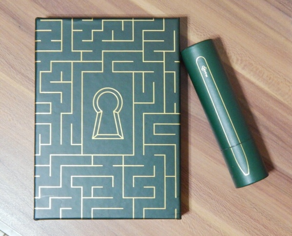 Baron Fig Squire The Lock & Key
