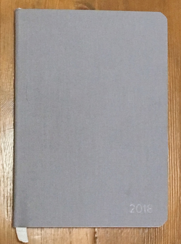 Baron Fig Planner Cover