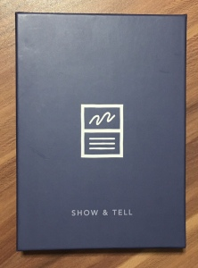 Baron Fig Show & Tell Box
