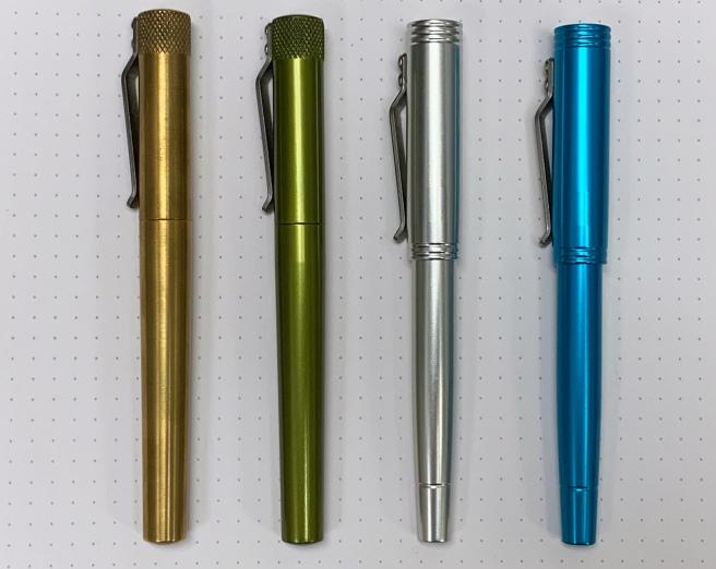Karas Pen Co Lineup