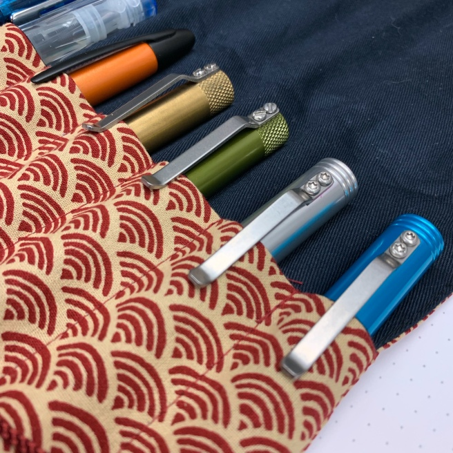 Karas Pen Co in case