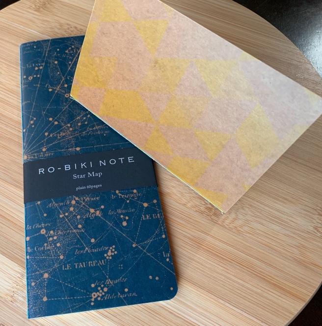 Yamatomo Paper Ro-Biki Note