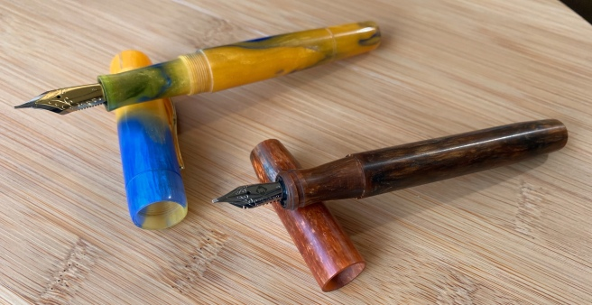 The New Pens - Open