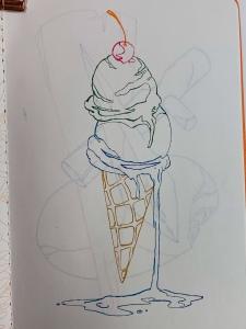Baron Fig Trace - Ice Cream