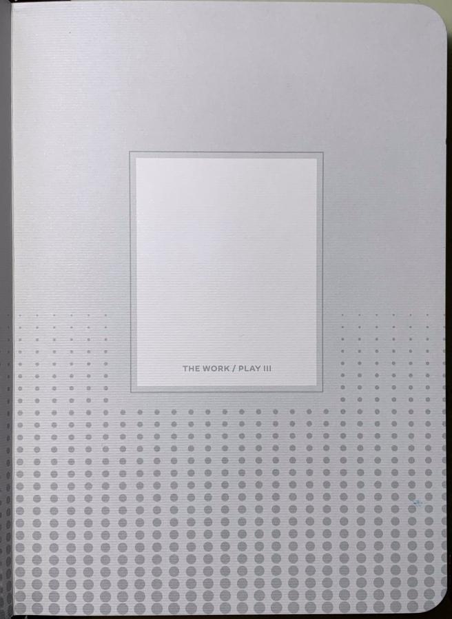 BaronFig Work/Play III Inner Cover