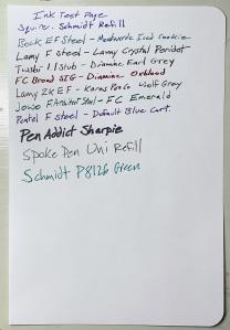 BaronFig Work/Play III Writing Sample