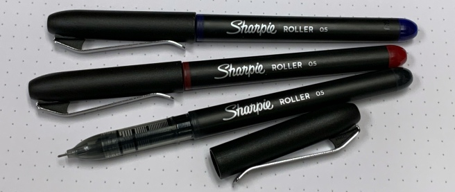 Sharpie Roller Pen