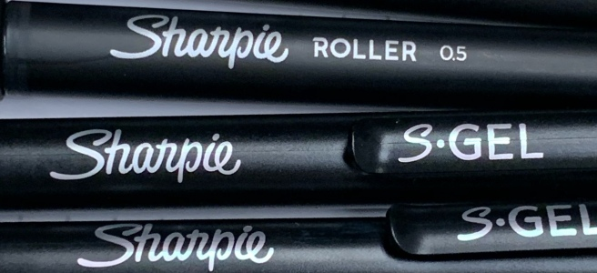 Sharpie Pen Lineup