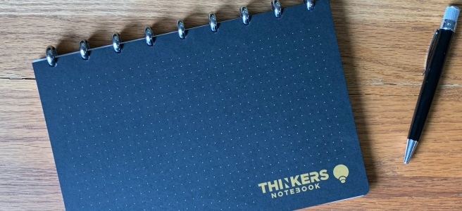 Thinkers Notebook Cover 2