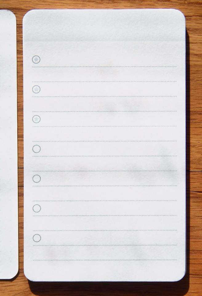 Strategist Notecards 2