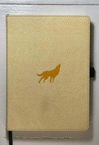 Dingbats notebook cover