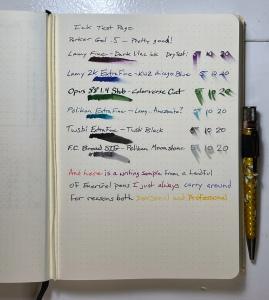 Dingbats* Writing Sample
