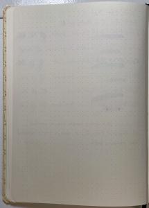 Dingbats* Writing Sample back page