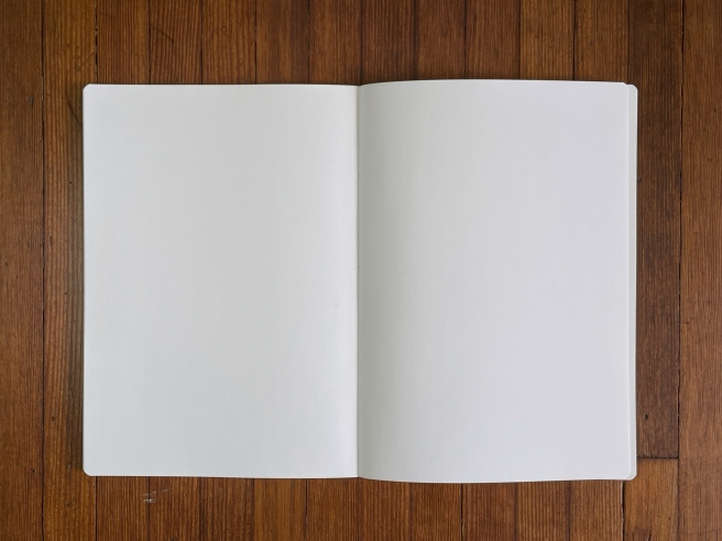 Cosmo Note Lay Flat Binding